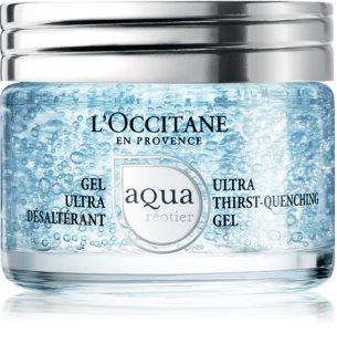 L'Occitane Aqua Réotier gel pentru ten, cu efect ultra hidratant