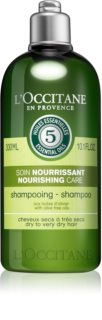 L'Occitane Aromachologie Intensely Nourishing Shampoo for Dry Hair