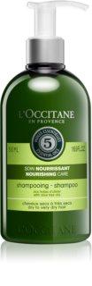 L'Occitane Aromachologie Shampoo mit ernährender Wirkung