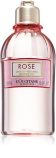 L'Occitane Rose Shower Gel With The Scent Of Roses
