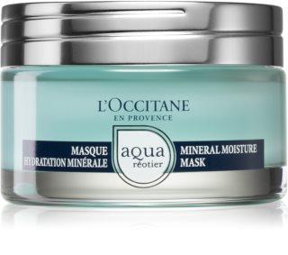 L'Occitane Aqua Réotier Intense Hydrating Mask for Dry Skin