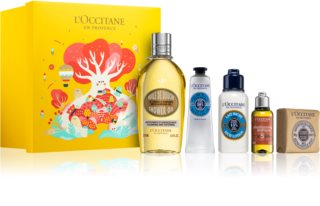 L'Occitane Karité poklon set The Best Of L´Occitane (za žene) I.