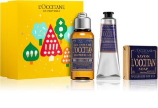 L'Occitane Pour Homme Gift Set (for Men) I.