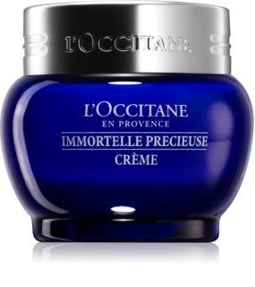 L'Occitane Immortelle Precious Cream крем за лице  за нормална и суха кожа