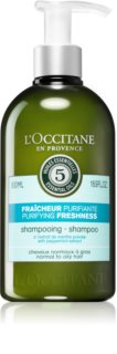L'Occitane Aromachologie erfrischendes Shampoo
