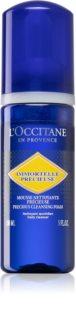 L'Occitane Immortelle Precious Cleansing Foam čistilna pena za vse tipe kože