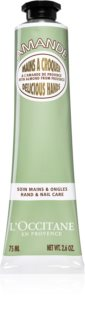 L'Occitane Amande Delicious Hands Moisturizing and Nourishing Cream for Hands and Nails