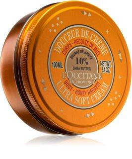 L'Occitane Karité нежен крем за тяло за защита на кожата