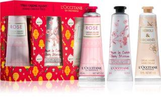 L'Occitane Neroli & Orchidée darilni set (za vse tipe kože)