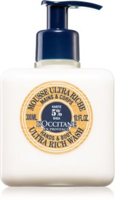 L'Occitane Karité Hands & Body Ultra Rich Wash Liquid Soap for Hands and Body