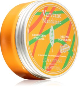 L'Occitane Verveine Mandarine Melting Body Cream Body Cream