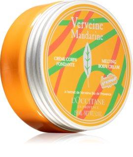 L'Occitane Verveine Mandarine Melting Body Cream крем для тіла