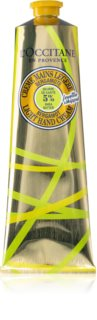 L'Occitane Shea Butter Bergamot Light Hand Cream krem do rąk z masłem shea