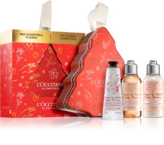 L'Occitane My Floral Essentials Gift Set (For Women)