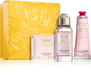 L'Occitane Rose Sophisticated Rose Discovery Set Gift Set (For Women)