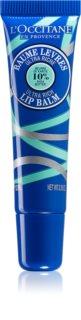 L'Occitane Shea Butter Ultra Rich Lip Balm ultra-nährender Balsam für die Lippen mit Bambus Butter