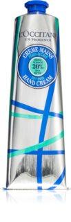 L'Occitane Shea Butter Hand Cream krém na ruky s bambuckým maslom