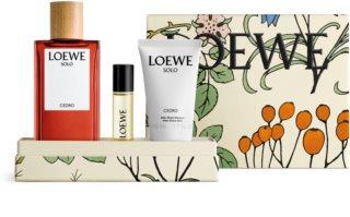 Loewe Solo Cedro confezione regalo per uomo