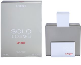 Loewe Solo Loewe Sport toaletna voda za muškarce 75 ml