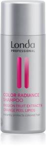 Londa Professional Color Radiance rozjasňujúci a posilňujúci šampón pre farbené vlasy