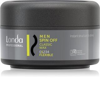 Londa Professional Men vosek za lase