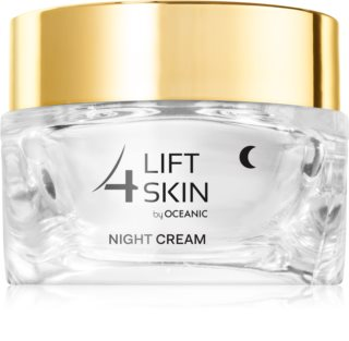 Long 4 Lashes Lift4Skin Moisturising Anti-Wrinkle Night Cream