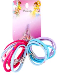 Lora Beauty Disney Princess Thin Hair Elastics