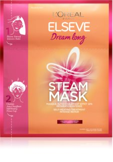 L'Oréal Paris Elseve Dream Long Steam Mask  máscara hidratante e nutritiva