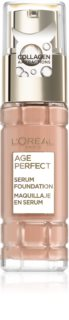 L'Oréal Paris Age Perfect Serum Foundation make up pentru ten matur