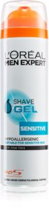 L'Oréal Paris Men Expert Hydra Sensitive Barbergel til sensitiv hud