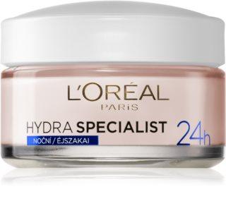 L'Oréal Paris Hydra Specialist Nachtverzorging - Hydraterende Crème