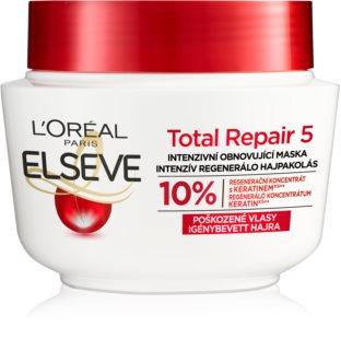 L'Oréal Paris Elseve Total Repair 5  masca pentru regenerare pentru păr