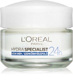 L'Oréal Paris Hydra Specialist vlažilna krema za predel okoli oči