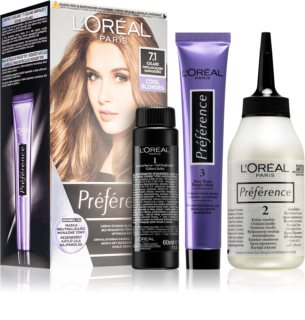 L'Oréal Paris Préférence boja za kosu