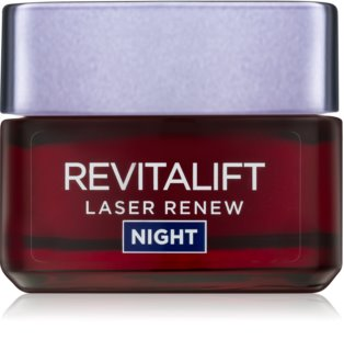L'Oréal Paris Revitalift Laser Renew crema de noche antienvejecimiento