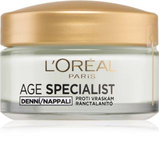 L'Oréal Paris Age Specialist 35+ crema de zi antirid
