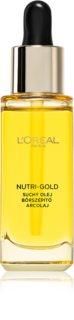 L'Oréal Paris Nutri-Gold питательное масло для лица