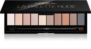 L'Oréal Paris Color Riche La Palette Nude palette di ombretti con specchietto e applicatore