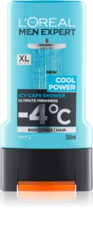 L'Oréal Paris Men Expert Cool Power gel za tuširanje