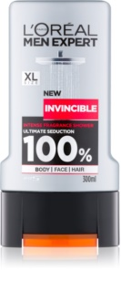 L'Oréal Paris Men Expert Invincible Sport sprchový gél 3v1