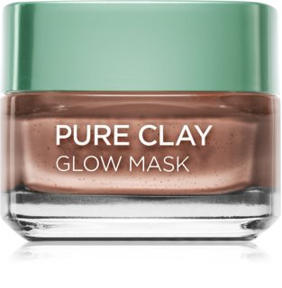 L'Oréal Paris Pure Clay eksfolijacijska maska