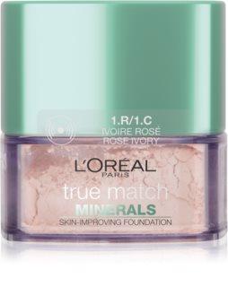 L'Oréal Paris True Match Minerals pudra machiaj