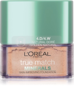 L'Oréal Paris True Match Minerals pudrasti make-up