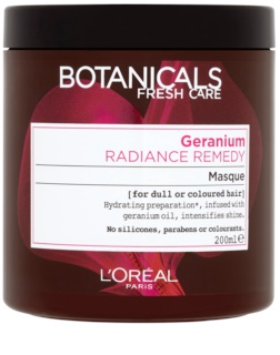 L'Oréal Paris Botanicals Radiance Remedy maska za obojenu kosu