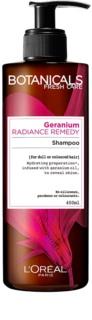 L'Oréal Paris Botanicals Radiance Remedy szampon do włosów farbowanych