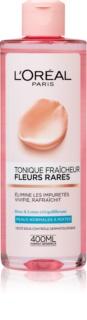 L'Oréal Paris Precious Flowers Gesichtswasser für normale Haut und Mischhaut