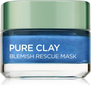 L'Oréal Paris Pure Clay Masker  Anti-Blackheads