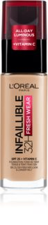 L'Oréal Paris Infallible langlebiges Flüssig Make-up