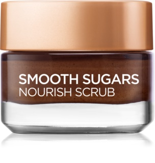 L'Oréal Paris Smooth Sugars Scrub scrub viso lisciante e nutriente