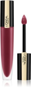 L'Oréal Paris Rouge Signature barra labial líquida mate